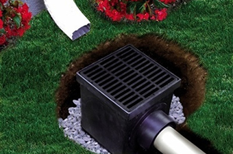 Drainage Catch Basins & Grates